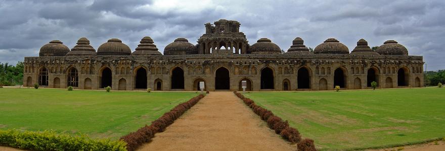 Karnataka et Goa à l'ouest