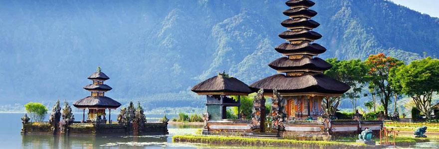 Bali et en Indonésie